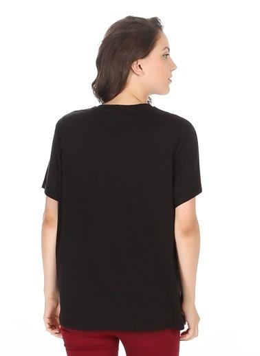 Caramel Tişört Siyah